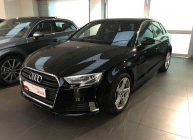 Voiture Audi A3 Sportback 1.4 TFSI CoD 150ch Sport S tronic 7 Occasion