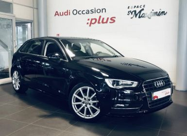 Achat Audi A3 Sportback 1.4 TFSI COD ultra 150 Ambition Luxe S tronic 7 Occasion