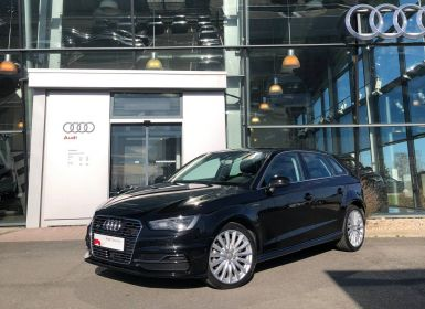 Voiture Audi A3 Sportback 1.4 TFSI e-tron 204 Ambition Luxe S tronic 6 Occasion