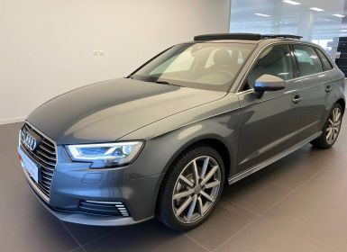 Voiture Audi A3 Sportback 1.4 TFSI e-tron 204 S tronic 6 Design Luxe Occasion