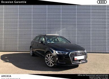 Vente Audi A3 Sportback 1.5 TFSI 150ch Design luxe S tronic 7 Occasion