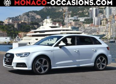 Achat Audi A3 Sportback 1.5 TFSI 150ch S line S tronic 7 Occasion