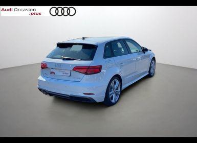 Vente Audi A3 Sportback 1.5 TFSI 150ch S tronic 7 Occasion