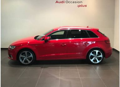 Voiture Audi A3 Sportback 1.5 TFSI CoD 150 S line Occasion
