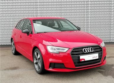 Achat Audi A3 Sportback 1.5 TFSI CoD 150 S tronic 7 Midnight Series Occasion