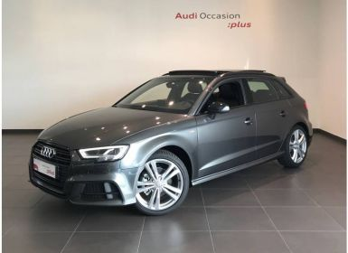Achat Audi A3 Sportback 1.5 TFSI CoD 150 S tronic 7 S line Occasion