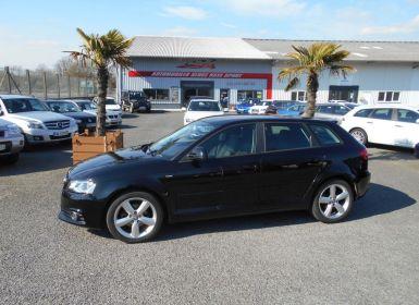 Vente Audi A3 Sportback 1.6 TDI 105 Attraction Pack extérieur S-Line Occasion