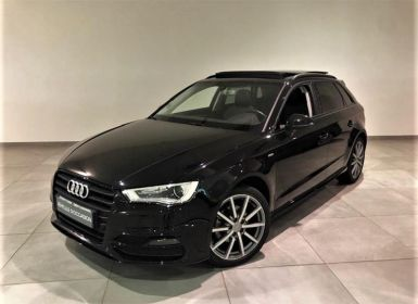 Voiture Audi A3 Sportback 1.6 TDI 110ch FAP Ambition Luxe S tronic 7 Occasion