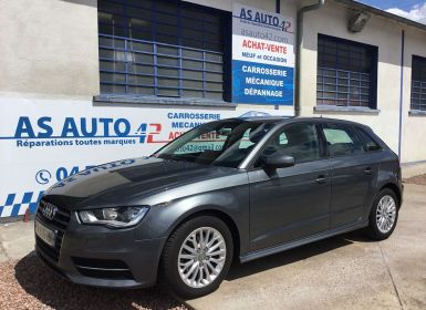 Vente Audi A3 Sportback 1.6 TDI 110CH FAP BUSINESS LINE Occasion