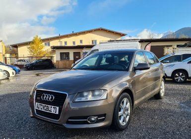 Audi A3 Sportback 2.0 tdi 140 quattro ambiente 11/2011 ATTELAGE REGULATEUR Occasion