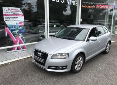 Achat Audi A3 Sportback 2.0 TDI 140CH DPF START/STOP AMBITION S TRONIC 6 Occasion