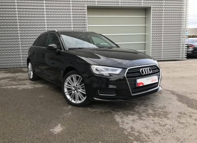 Voiture Audi A3 Sportback 2.0 TDI 150 S tronic 6 Design Luxe Occasion