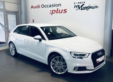 Voiture Audi A3 Sportback 2.0 TDI 150 S tronic 6 S Line Occasion