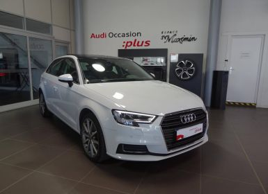 Voiture Audi A3 Sportback 2.0 TDI 150 S tronic 7 Design Luxe Occasion