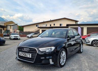 Vente Audi A3 Sportback 2.0 tdi 150 sport 04/2017 PACK ALU XENON LED GPS Occasion
