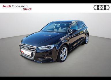 Vente Audi A3 Sportback 2.0 TDI 150ch FAP Ambiente S tronic 6 Occasion