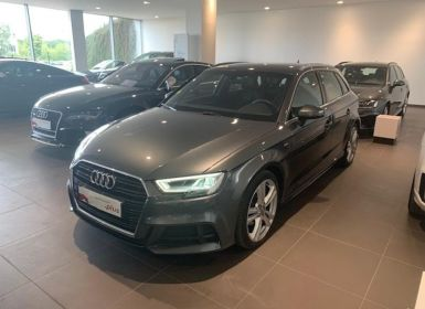 Achat Audi A3 Sportback 2.0 TDI 150ch S line S tronic 6 Occasion