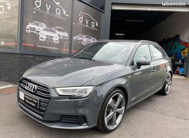 Vente Audi A3 Sportback 2.0 TDI 150ch S line S tronic 7 / 2019 / 40 600KMs Occasion