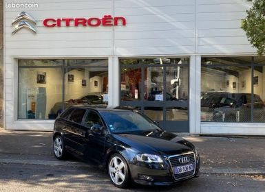 Vente Audi A3 Sportback 2.0 TFSI 200cv S Line-xénon-cuir-Gps Occasion
