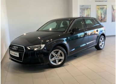 Achat Audi A3 Sportback 30 TDI 116 S tronic 7 Occasion