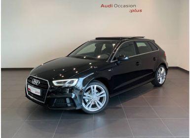 Voiture Audi A3 Sportback 30 TDI 116 S tronic 7 S line Plus Occasion