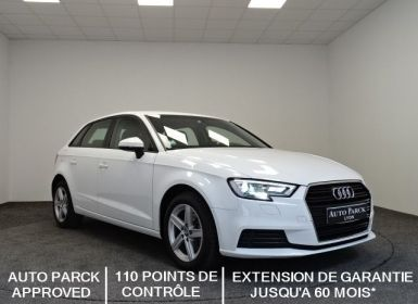 Achat Audi A3 Sportback 30 TDI 116CH BUSINESS LINE S TRONIC 7 EURO6D-T Occasion
