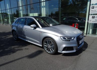 Achat Audi A3 Sportback 30 TFSI 116 S tronic 7 Sport Limited Occasion
