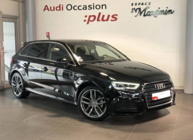 Achat Audi A3 Sportback 30 TFSI 116 Sport Limited Occasion