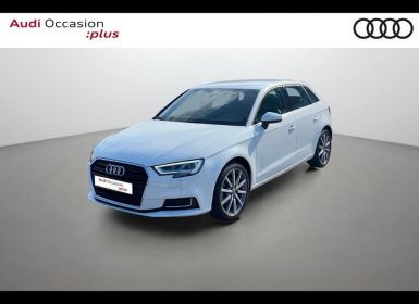 Audi A3 Sportback 30 TFSI 116ch Design luxe S tronic 7 Occasion