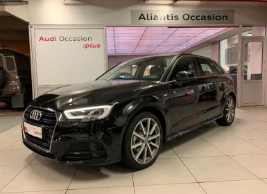 Voiture Audi A3 Sportback 35 TFSI 150ch CoD Design luxe S tronic 7 Euro6d-T Occasion