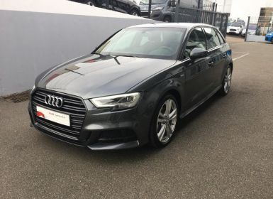 Voiture Audi A3 Sportback 35 TFSI 150ch CoD S line S tronic 7 Occasion