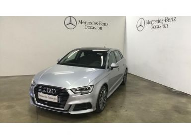 Vente Audi A3 Sportback 35 TFSI 150ch CoD Sport Limited S tronic 7 Euro6d-T Occasion