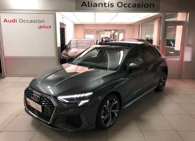 Achat Audi A3 Sportback 35 TFSI 150ch S line S tronic 7 Occasion