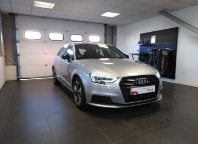 Achat Audi A3 Sportback 35 TFSI CoD 150 Midnight Series Occasion
