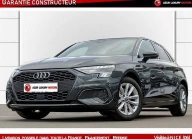 Achat Audi A3 Sportback 35TFSI Sline 150 ch Occasion