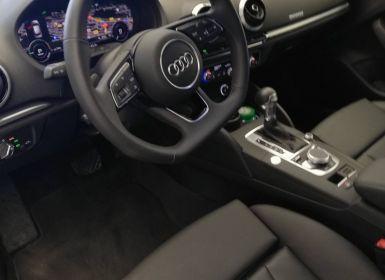 Achat Audi A3 Sportback 40 e-tron 204 S tronic 6 Design Luxe Occasion