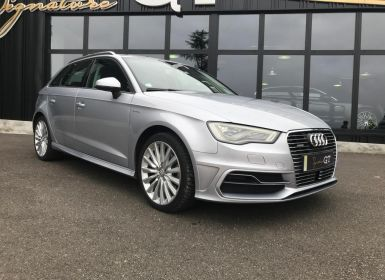 Audi A3 Sportback e-tron 1.4 TFSI 204 S tronic hybride rechargeable Occasion