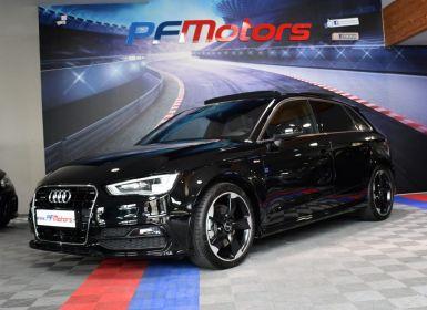 Vente Audi A3 Sportback S-Line 1.8 TFSI 180 S-Tronic Quattro GPS TO Drive Lane ACC Pre Sense Caméra JA 18 Rotor Occasion