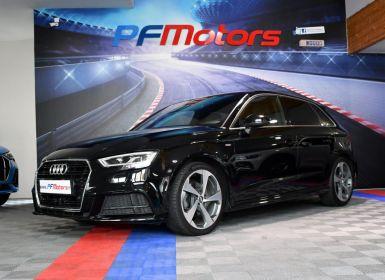Vente Audi A3 Sportback S-Line Facelift 2.0 TDI 150 S-Tronic GPS Drive ACC Pre Sense LED JA 18 Occasion