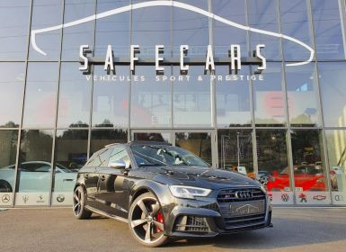 Achat Audi A3 Sportback S3 Quattro 2.0 TFSI 310cv S-tronic Occasion