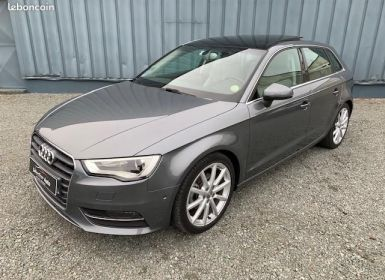 Achat Audi A3 Sportback tdi 150 ambition luxe s tronic Occasion