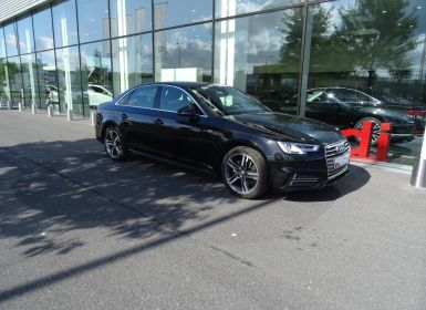 Acheter Audi A4 1.4 TFSI 150 S tronic 7 S line Occasion