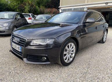 Audi A4 2.0 TDI 140CH AMBIENTE Occasion