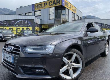 Vente Audi A4 2.0 TDI 143CH DPF AMBITION LUXE MULTITRONIC Occasion