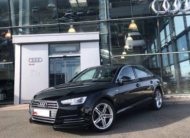 Vente Audi A4 2.0 TDI 150 S tronic 7 S line Occasion