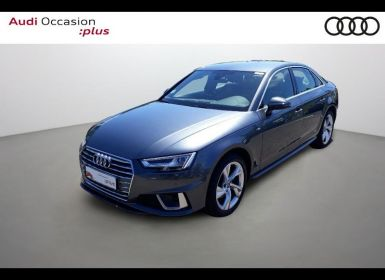 Achat Audi A4 2.0 TDI 150ch S line S tronic 7 Occasion