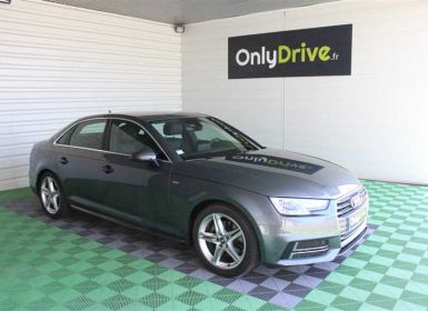 Achat Audi A4 2.0 TDI 150ch S tronic S line Occasion