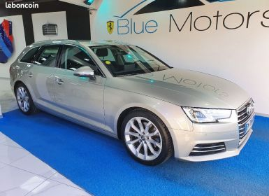 Achat Audi A4 2.0 TDI Ultra Stronic 7 Design Luxe Occasion