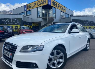 Achat Audi A4 2.0 TDIE 136CH DPF BUSINESS LINE Occasion