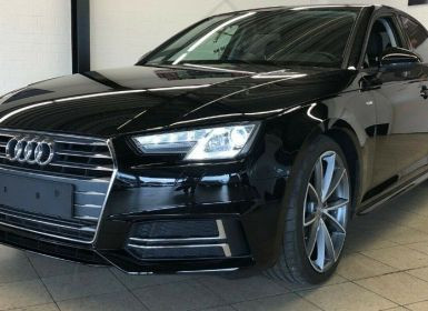 Voiture Audi A4 2.0 TFSI  190 S LINE S TRONIC (07/2017) Occasion
